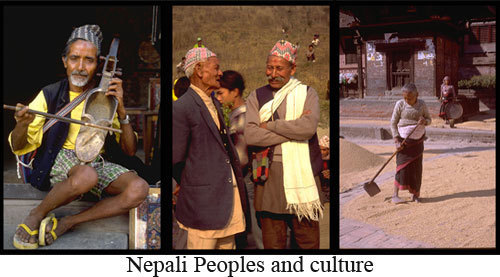 Reality nepal culture